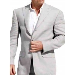 Casino Royale Linen Suit