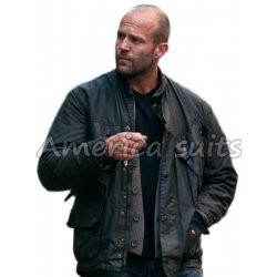 Jason Statham Blitz Tom Brant Leather Jacket