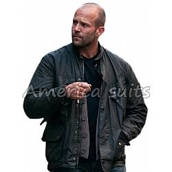 Jason Statham Blitz Tom Brant Leather Jacket
