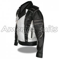 Michael Jackson Pepsi commercial AD leather jacket