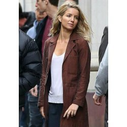 Annabelle Wallis The Mummy Jenny Halsey Jacket