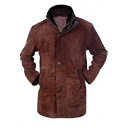 Sheriff Walt Season 2 Long Brown Coat