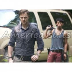 The Walking Dead Governor (David Morrissey) Quilted Vest