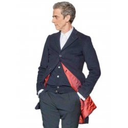 Twelfth Doctor Who Coat