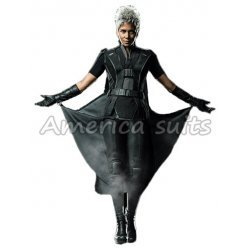 Halle Berry Storm Cosplay Suit Costume