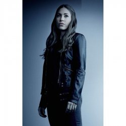 Agents Of Shield Yo Yo Rodriguez Leather Jacket