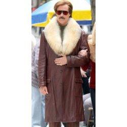 Anchorman 2 The Legend Continues Ron Coat