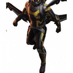 Ant man Yellow Leather Jacket