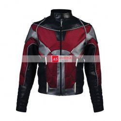 AntMan Leather Jacket