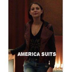 New Arrow Season 3 Women Leather Vest