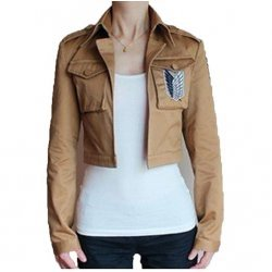 Attack On Titan Jacket For Women