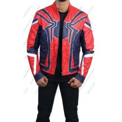 Avengers Spiderman Tom Holland Jacket