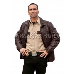 Bates Motel Dylan Masset Leather Jacket