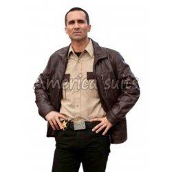 Bates Motel Dylan Masset Leather Jacket