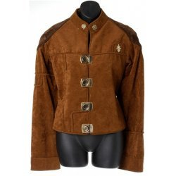 Battle Star Galactica Leather Jacket For Men