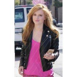 Bella Thorne Leather Jacket