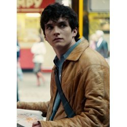 Black Mirror Bandersnatch Stephen Butler Brown Jacket