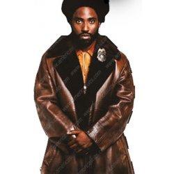 BlacKkKlansman John David Washington Coat