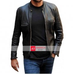 Bradley Cooper Celebrity Leather Jacket