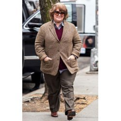 Can You Ever Forgive Me Melissa McCarthy Cotton Coat