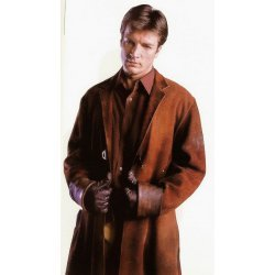 Captain Malcom Reynolds Firefly Coat