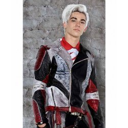 Carlos Descendants 2 Cameron Boyce Jacket