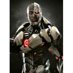 Injustice 2 Cyborg Jacket