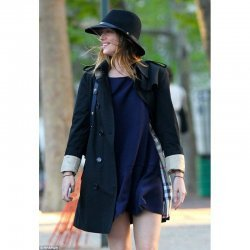 Dakota Johnson Fifty Shades Of Grey Trench Coat