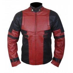 Dead Pool Leather Jacket
