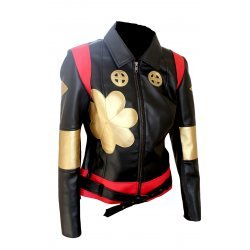 Death Squad Tatsu Yamashiro Leather jacket