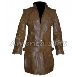Defianace Grant Bowler Cheif Law Keeper Jacket