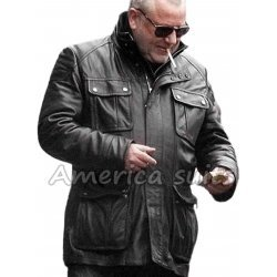 DI Jack Regan Ray Winstone Leather Jacket