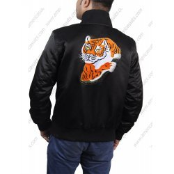 Rocky Balboa Eye Of The Tiger Jacket