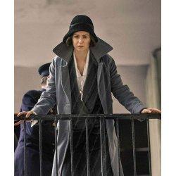 Fantastic Beasts 2 Katherine Waterston Grey Coat