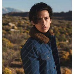 Five Feet Apart Cole Sprouse Jacket