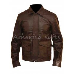 Harrison Ford Indiana Jones Leather Jackets