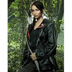 The Hunger Games Katnis Everdeen Jacket For Women