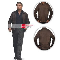 Inception Cobb Leonardo Dicaprio Leather Jackets