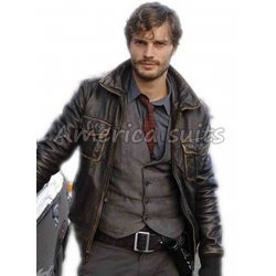Jamie Dornan Sheriff Graham Jacket From Once Upon A Time