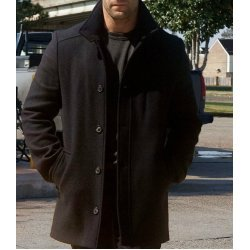 Jason Statham Mechanic Resurrection Black Long Coat