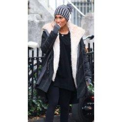 Jennifer Lopez Second Act Fur Coat
