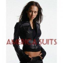 Jessica Alba Dark Angel Leather Jacket