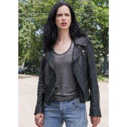 Jessica Jones Krysten Ritter Leather Jacket