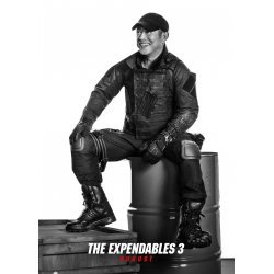 Jet Lee Expendables 3 Leather Jacket
