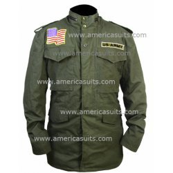 John Rambo First Blood M65 Cotton Jacket
