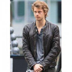 John Young The Tomorrow People Luke Mitchell Leather Jacket