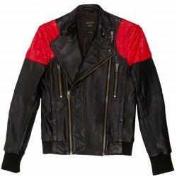 Kid Cudi Rapper Fire Jacket