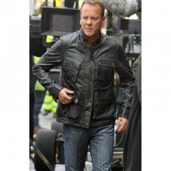 Kiefer Sutherland live Another Day Jack Bauer Jacket