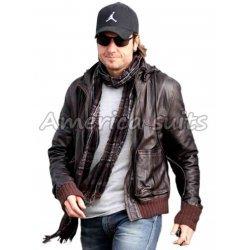 Kieth Urban Biker Leather Jacket
