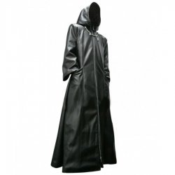 Kingdom Hearts Organization 13 Black Coat